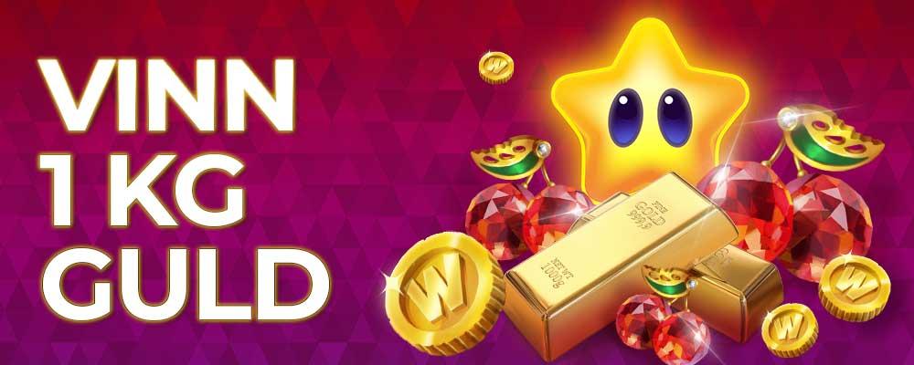 Vinn kg guld Psüdländer