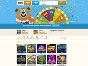 Bettingsidor bäst oddsbonus Bertil casino Siegerland