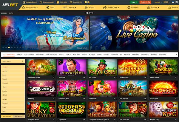 Största spelbolag Expekt casino Wert