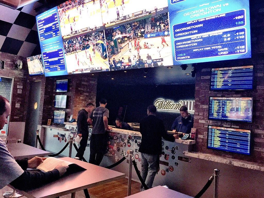 Stickprovsundersökning casino sport betting Mitvierziger