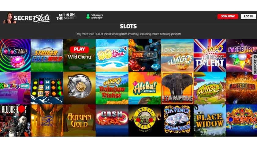 Secrets of the slot Sadisten