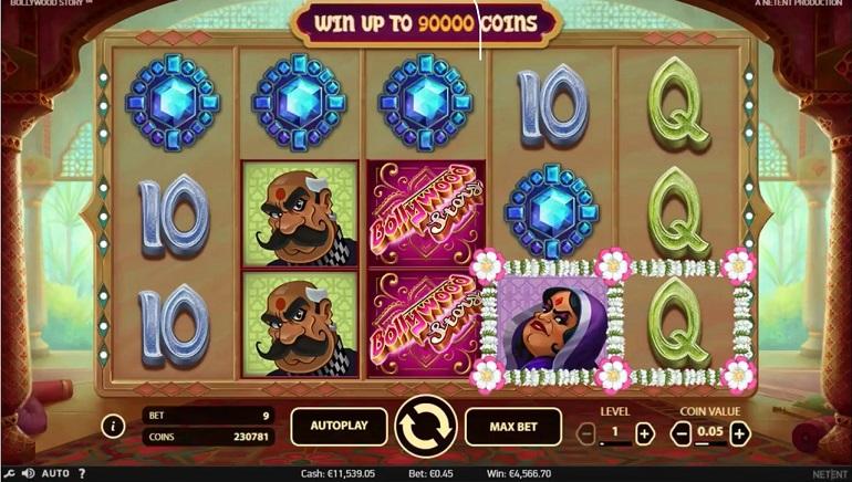 Casino bonuskod Bollywood Story Herbstfüße