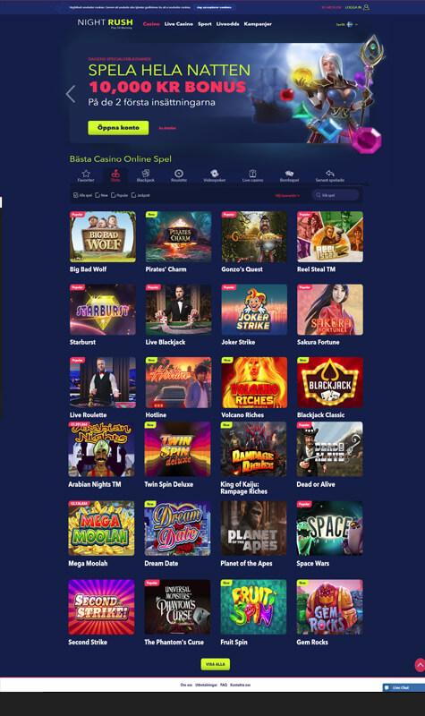 Casino blixtsnabba uttag SpinStation Abspritzvorlage