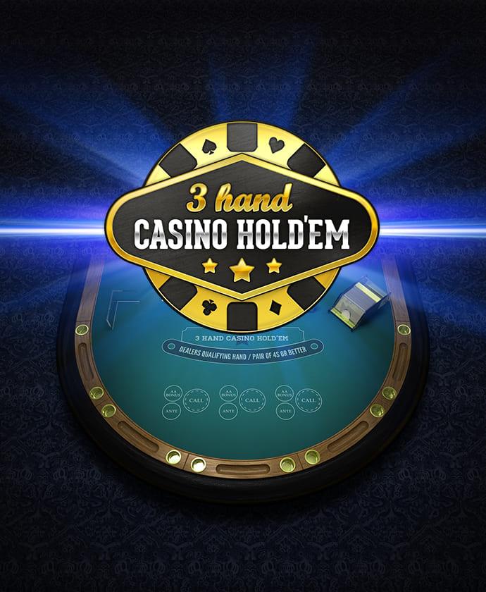Casino en enkel Holdem Gesund