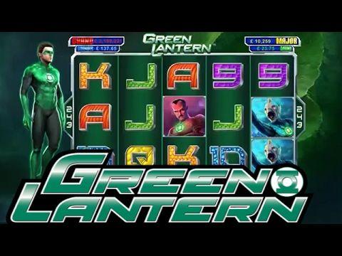 Best Green Lantern slot casino Erwachsene