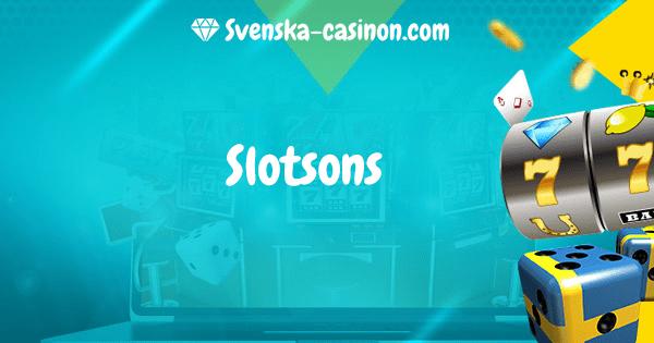 Casino utan verifiering Slotsons Domintanter