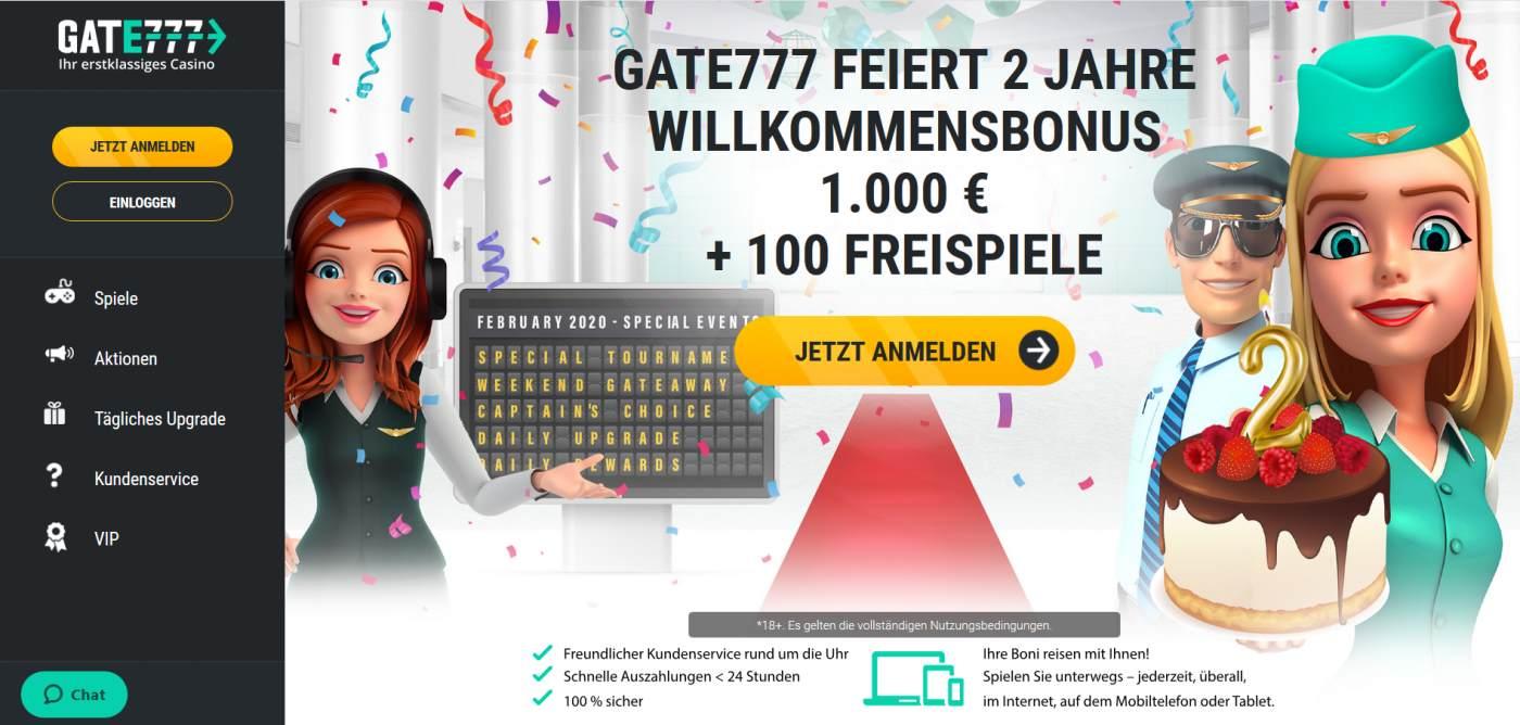 www Gate777 slot com Welt