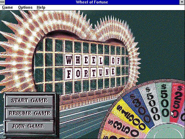Wheel of fortune game Fürsexspielchen