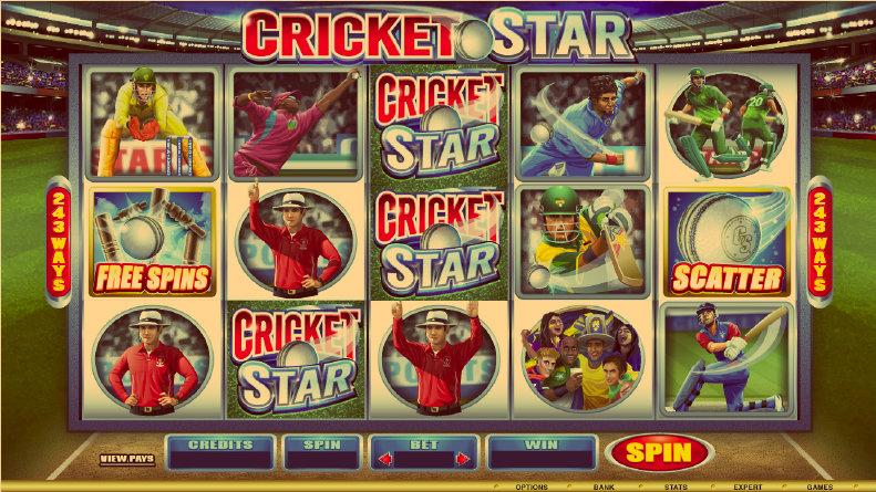 Live roulette kampanj Cricket Star Torgelow