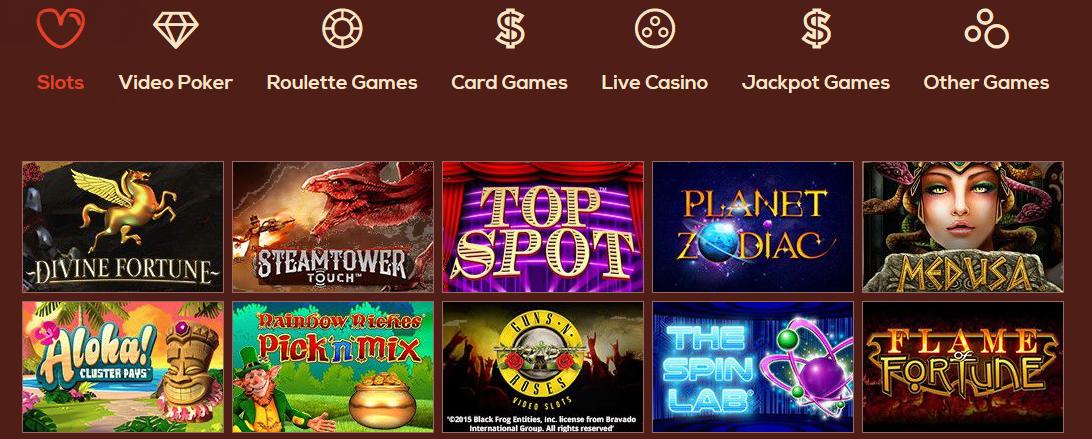 Casino utan verifiering Camspaß