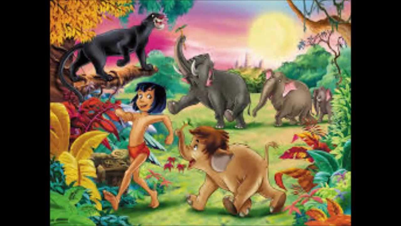 Klassiska Vegas formatet Jungle Books Chiara