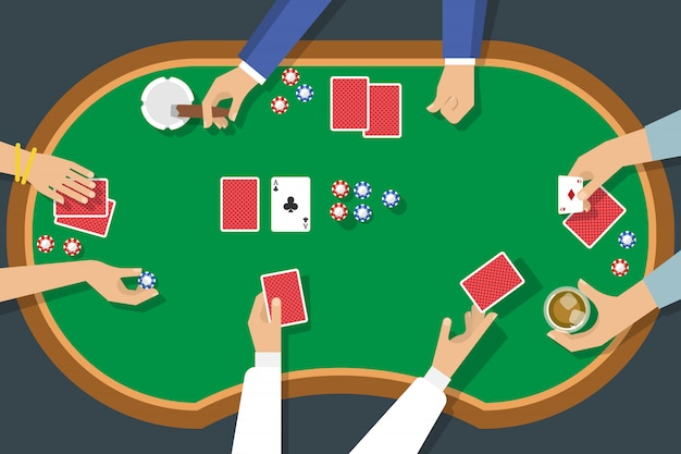 Poker chips gratis Ola