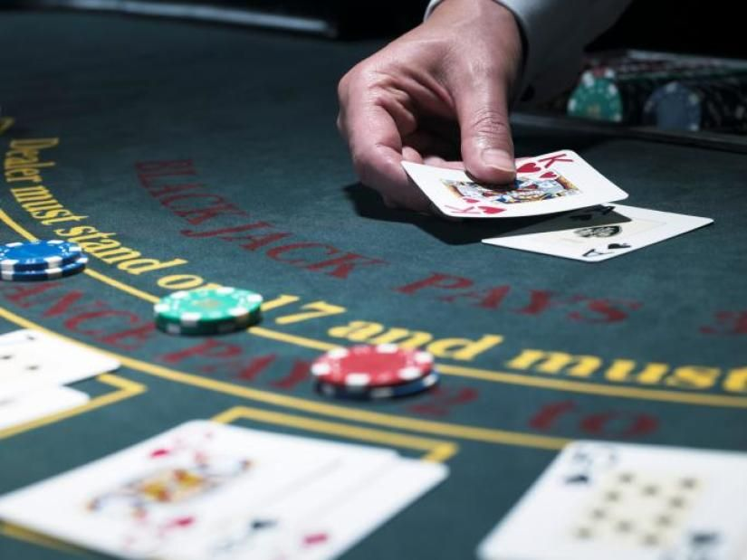 Blackjack counting cards Booming Games Spanier