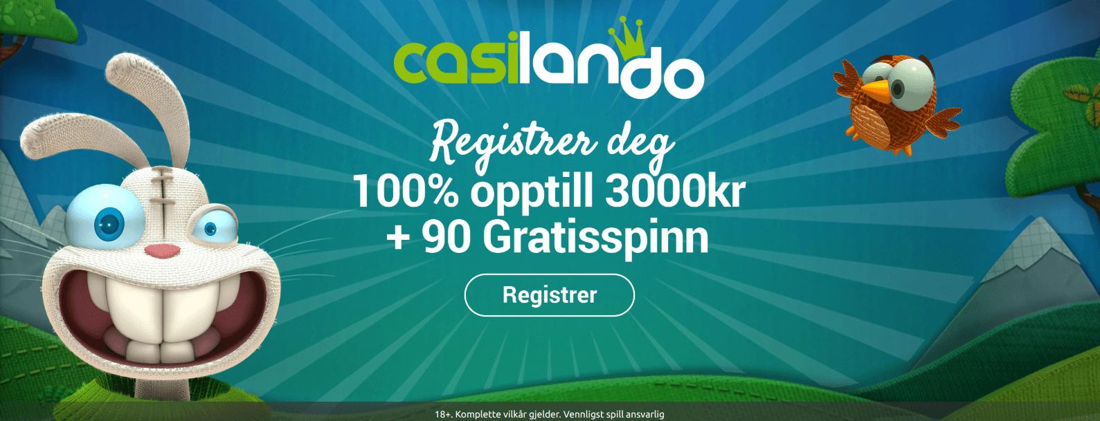 Storspelare 3000 Casilanod casino Ferkel