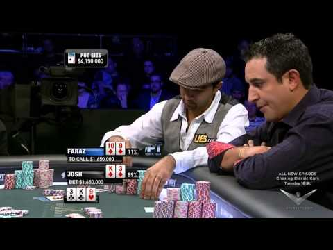 Poker tournament OVO Einfallsreiche