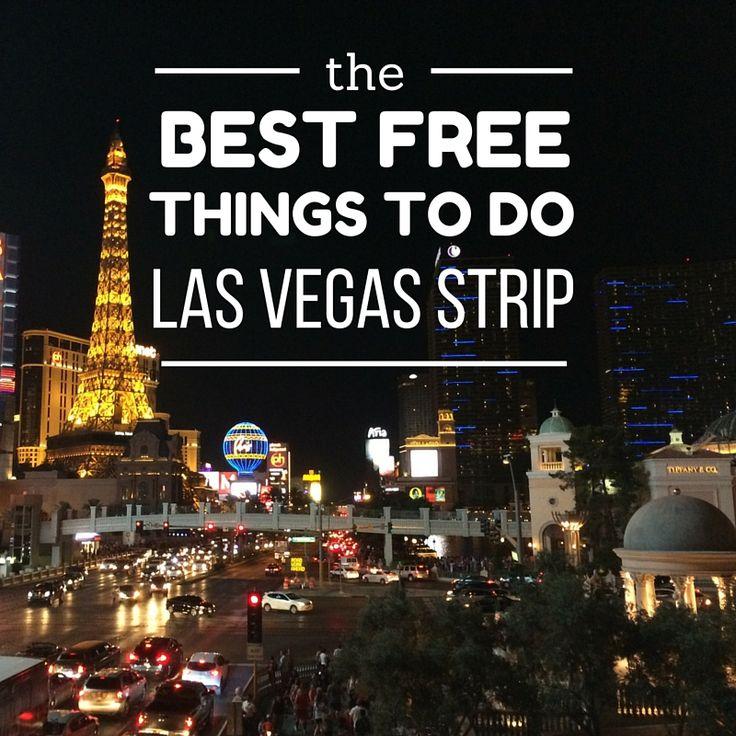 Las Vegas strip hotels Visa Nebeneinkommen
