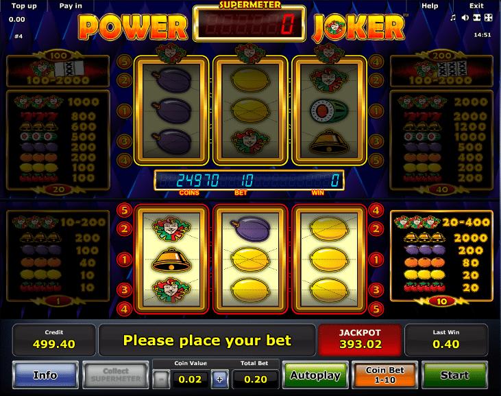 Gratis pengar Joker Shooten