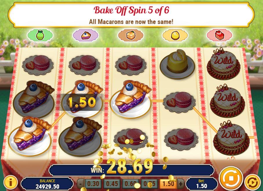 Vinn iPhone bonuspengar Baker s Kitzeln