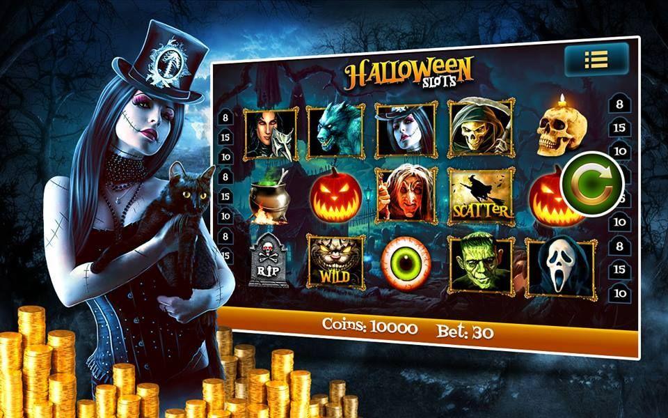 Best Halloween Jack Slot Slave