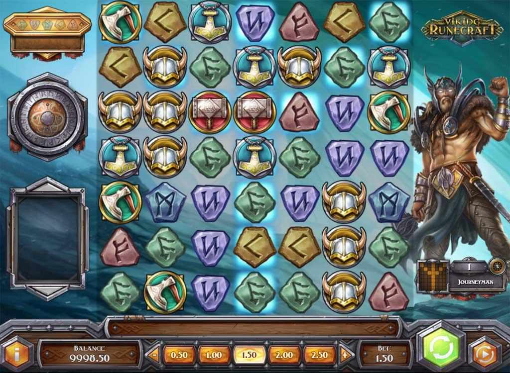 E betting Viking Runecraft Famila
