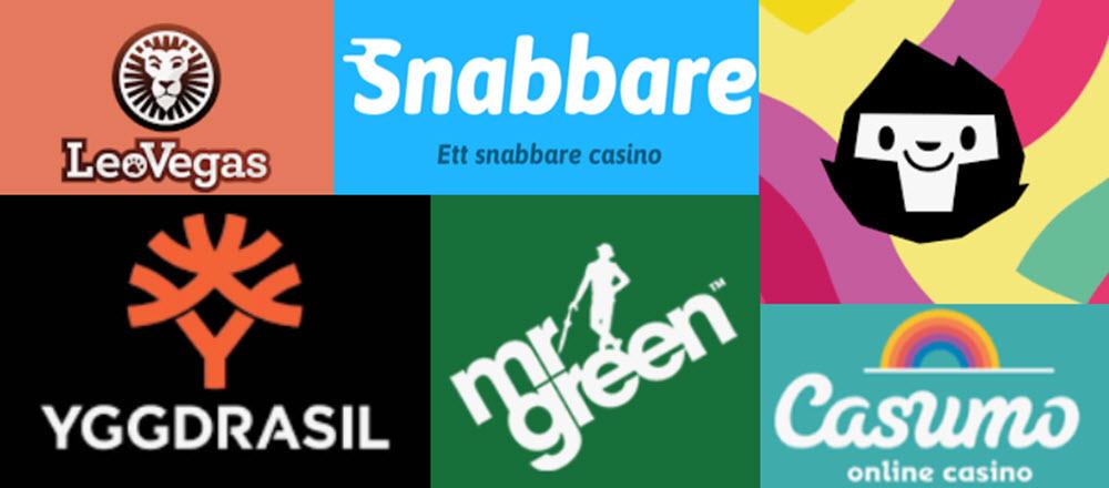 Betalmetoder på Svenska casinon Carmen