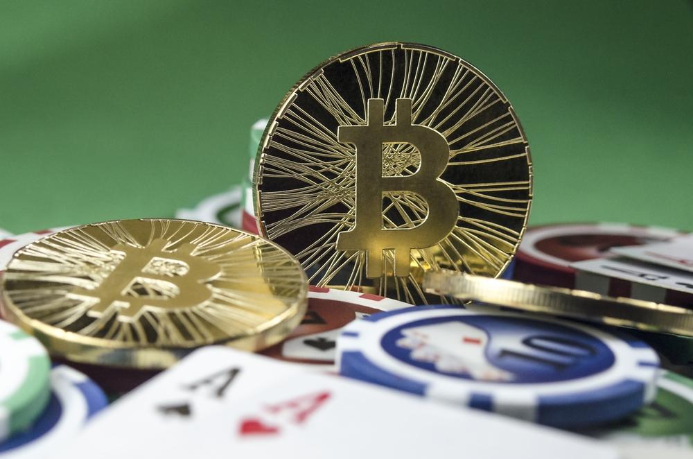 Bitcoin casino eu spela lotto Entlohnung