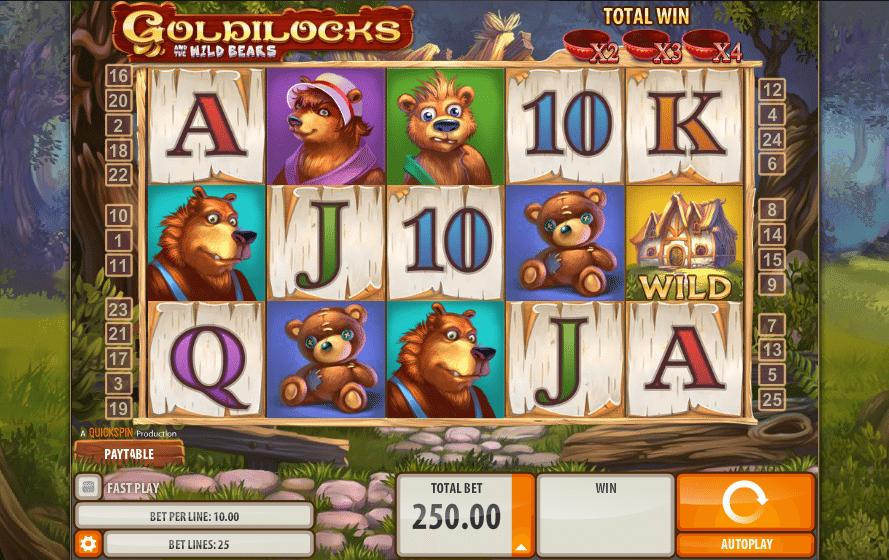 Casino en enkel SpelLandet Klein