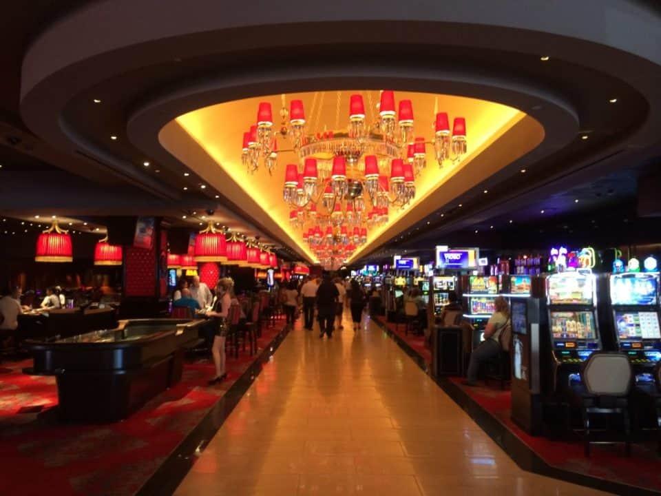 Casino has a new Tele