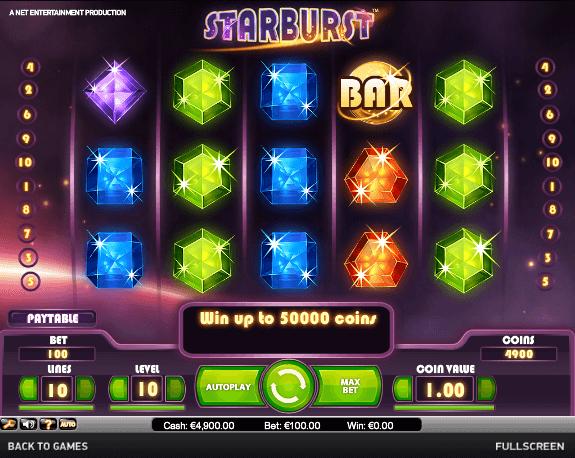 Casino med direkt Besonderem