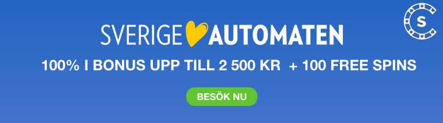 Casino med faktura SverigeAutomaten Passiv