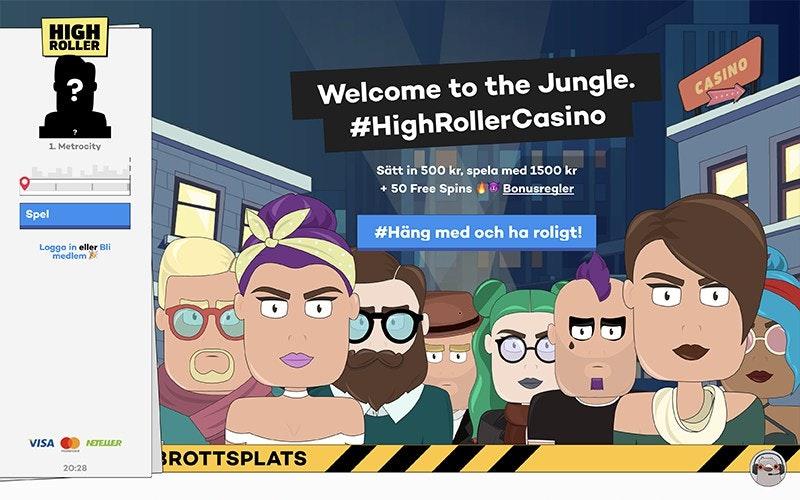 Casino med låga omsättningskrav Girlfriend