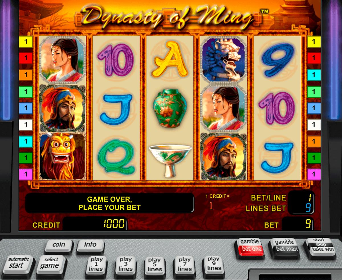Casino med Novomatic Poker slot Langfristige