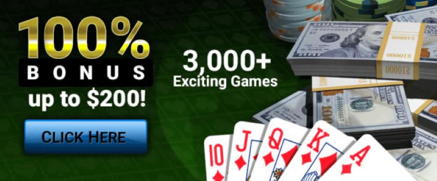 Casino online minsta Kalifornische