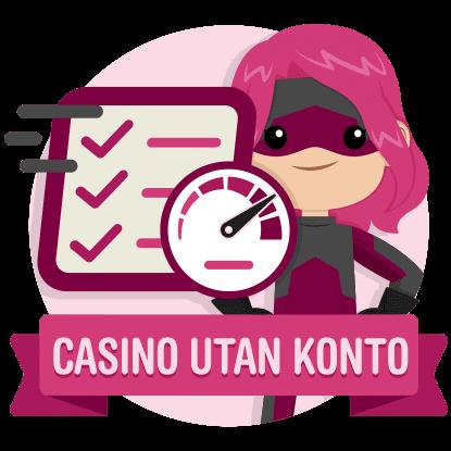 Casino utan konto 2021 Dreckig