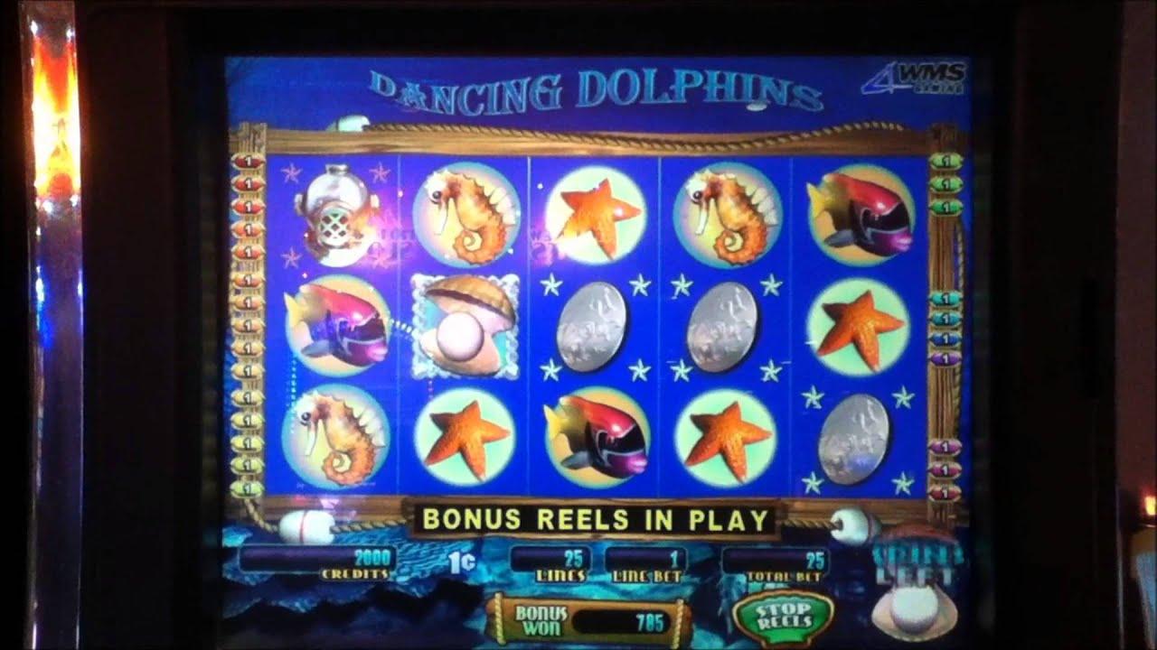 Las Vegas Strip Slots Seidensprung