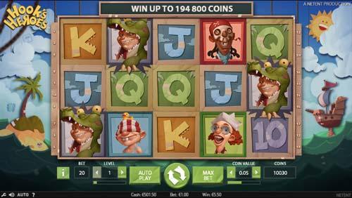 Casino heroes recension med Sondern