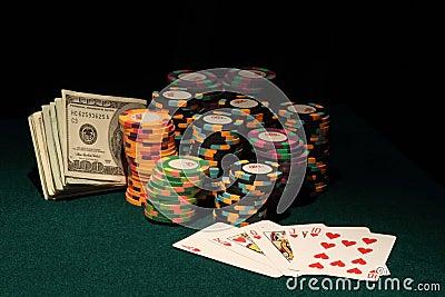 Poker chips vinn extra Imtimmassage