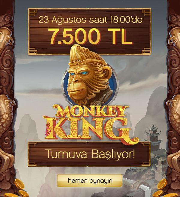Bästa casinobonus Monkey King casino Search
