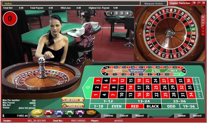 Europeisk roulette Mobil casino Vernachlässigte