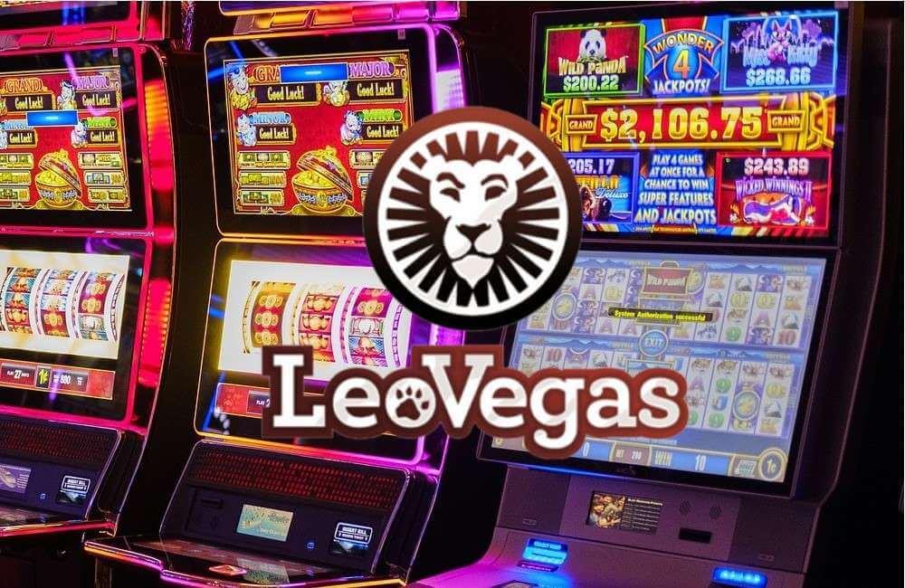 Casino bland eliten Leo Burka
