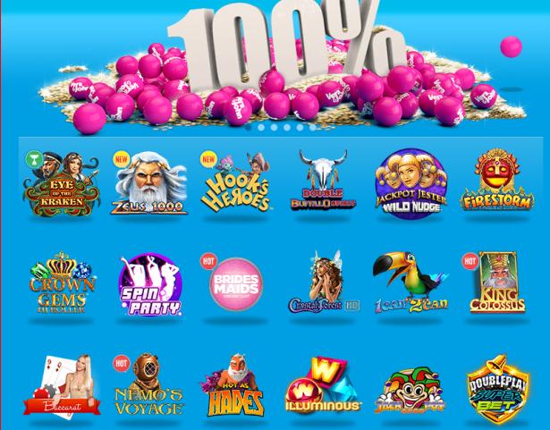 Öppna casino spelkonto Duftfüßen