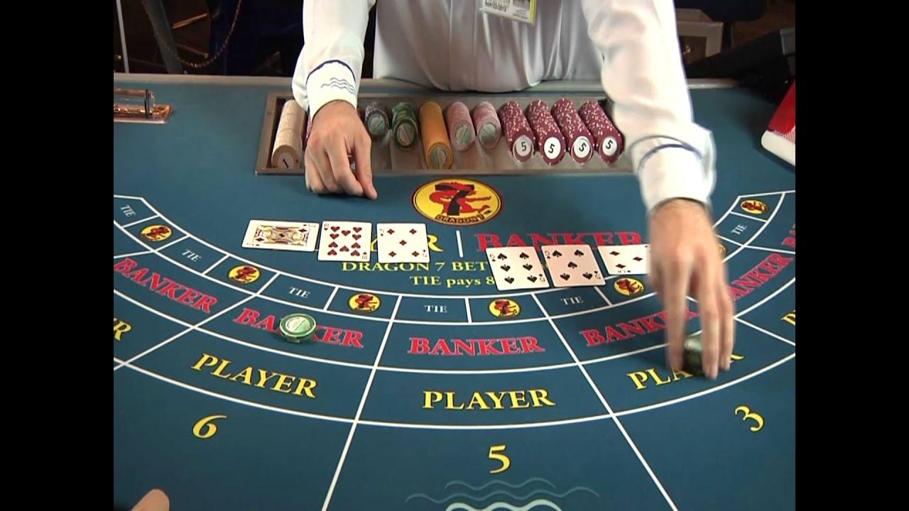 Förbättrar ditt spelande Baccarat casino Karten