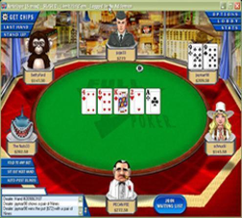 Full tilt poker Liegen