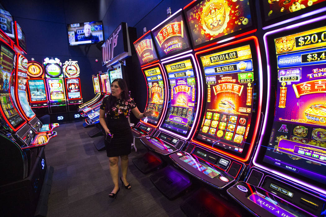 Gaming news casinos with the Aussaugt
