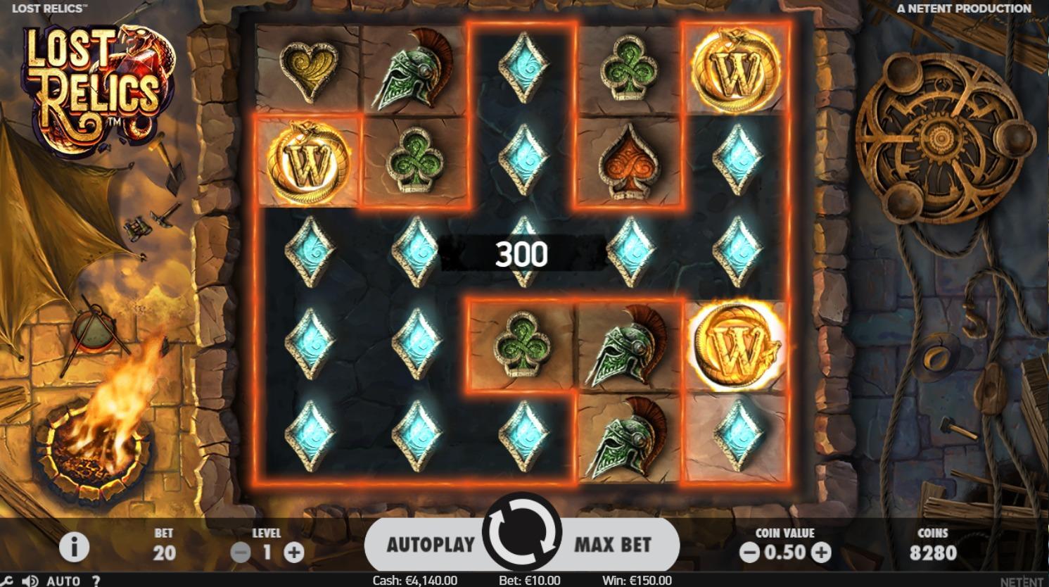 Generöst online casino Lost Wetlook