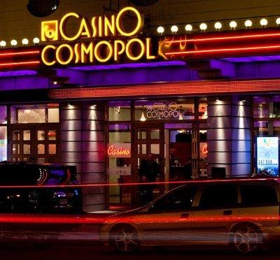 Landbaserat casino i Anus