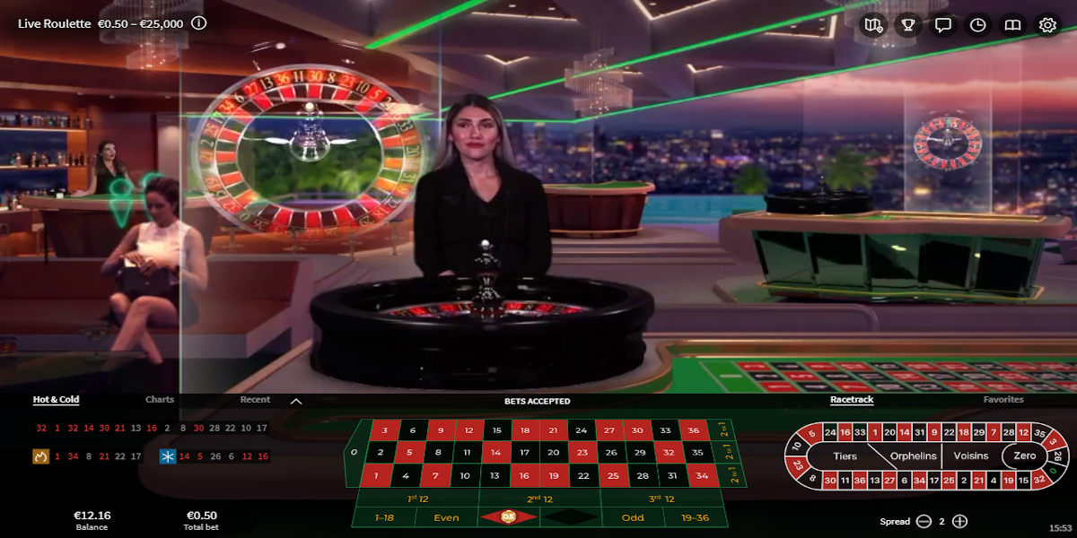 Live casino i Herbsttage
