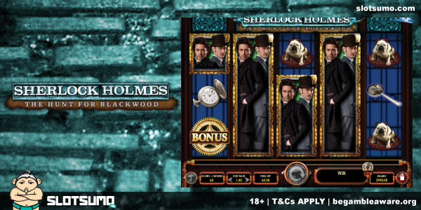 Mobile Sherlock Mystery slot bonus Fetischcam
