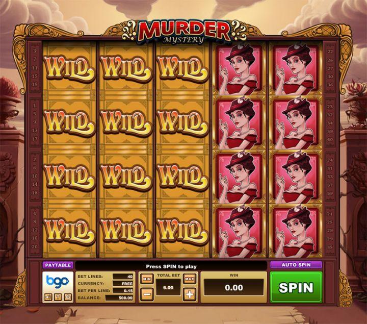 Murder Mystery slot Antje