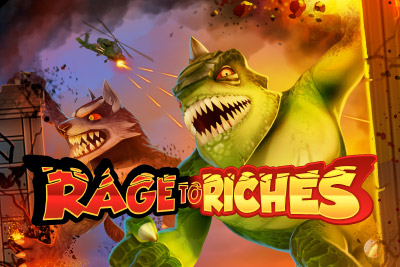 Rage To Riches slot mer Extras